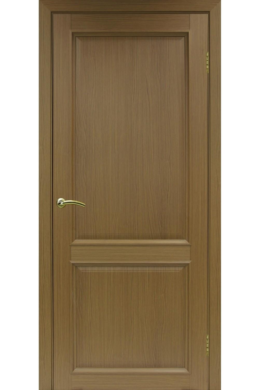 """Дверь эко-шпон Оптима Порте """"602"""" глухая"""