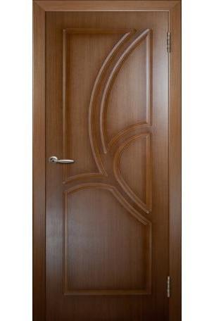 """Дверь шпонированная """"Греция"""" орех, Ковров"""