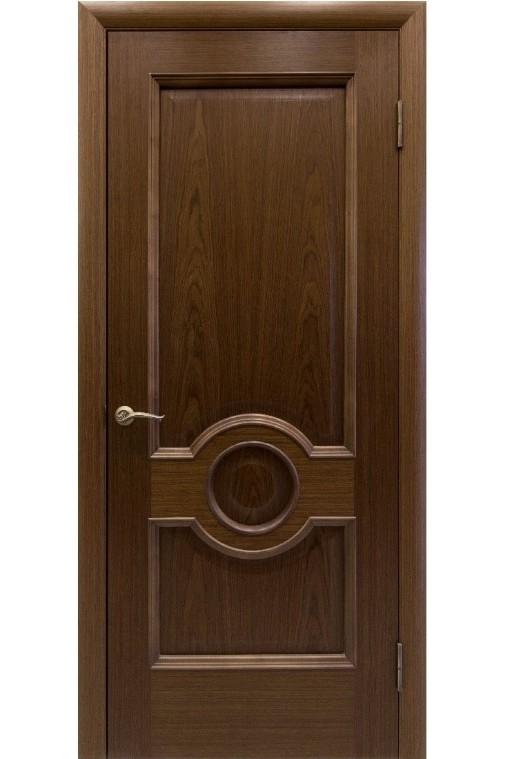 """Дверь глухая шпонированная """"АМК 20"""" орех, """"АМК"""""""