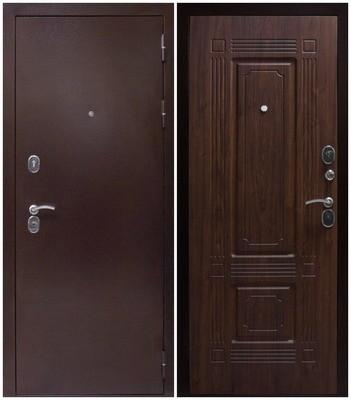 """Дверь входная """"К5 Триумф"""" мореная береза, ЮДМ"""