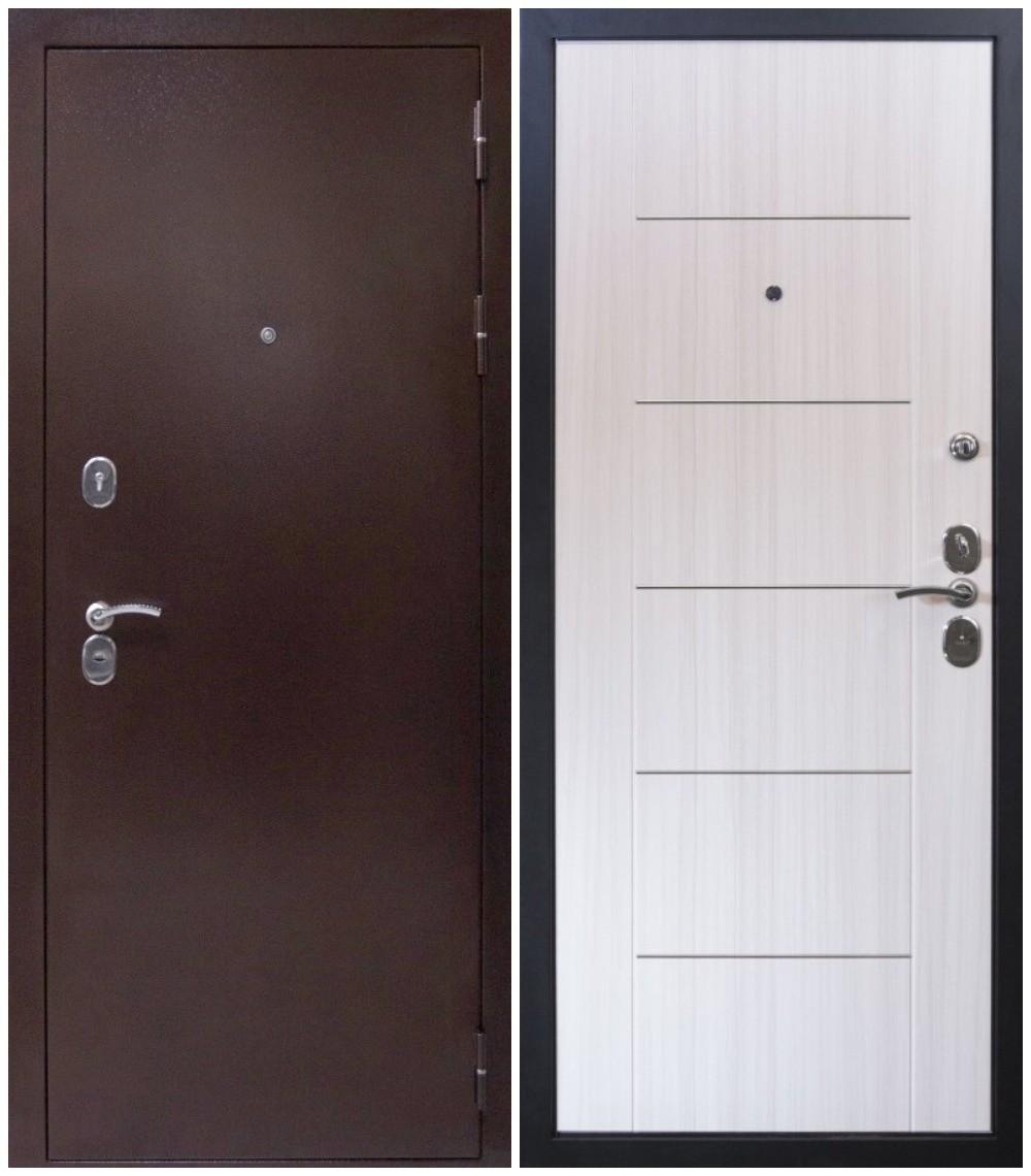 """Дверь входная """"К5 Молдинг"""", ЮДМ"""