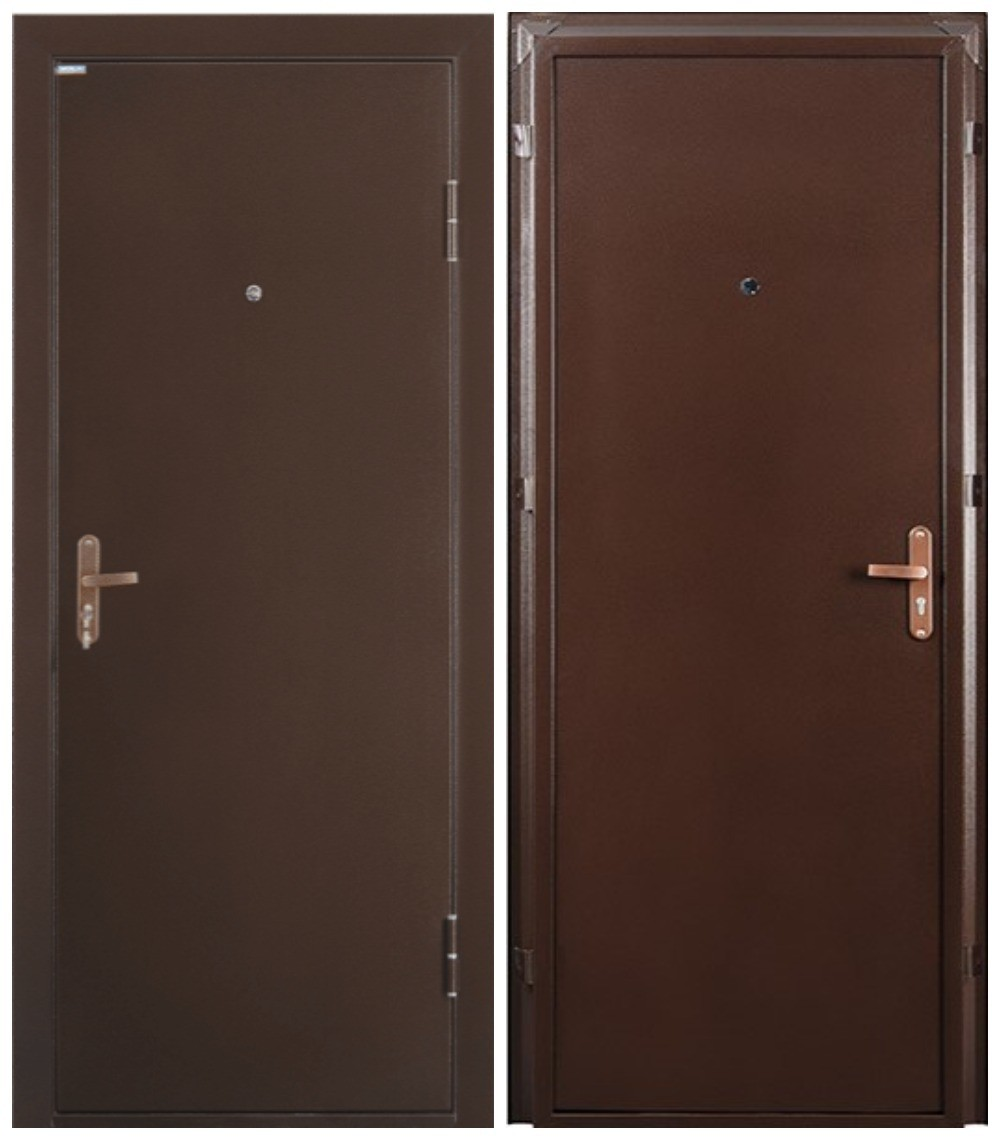 "Дверь входная металл-металл ""Профи BMD "", Valberg"