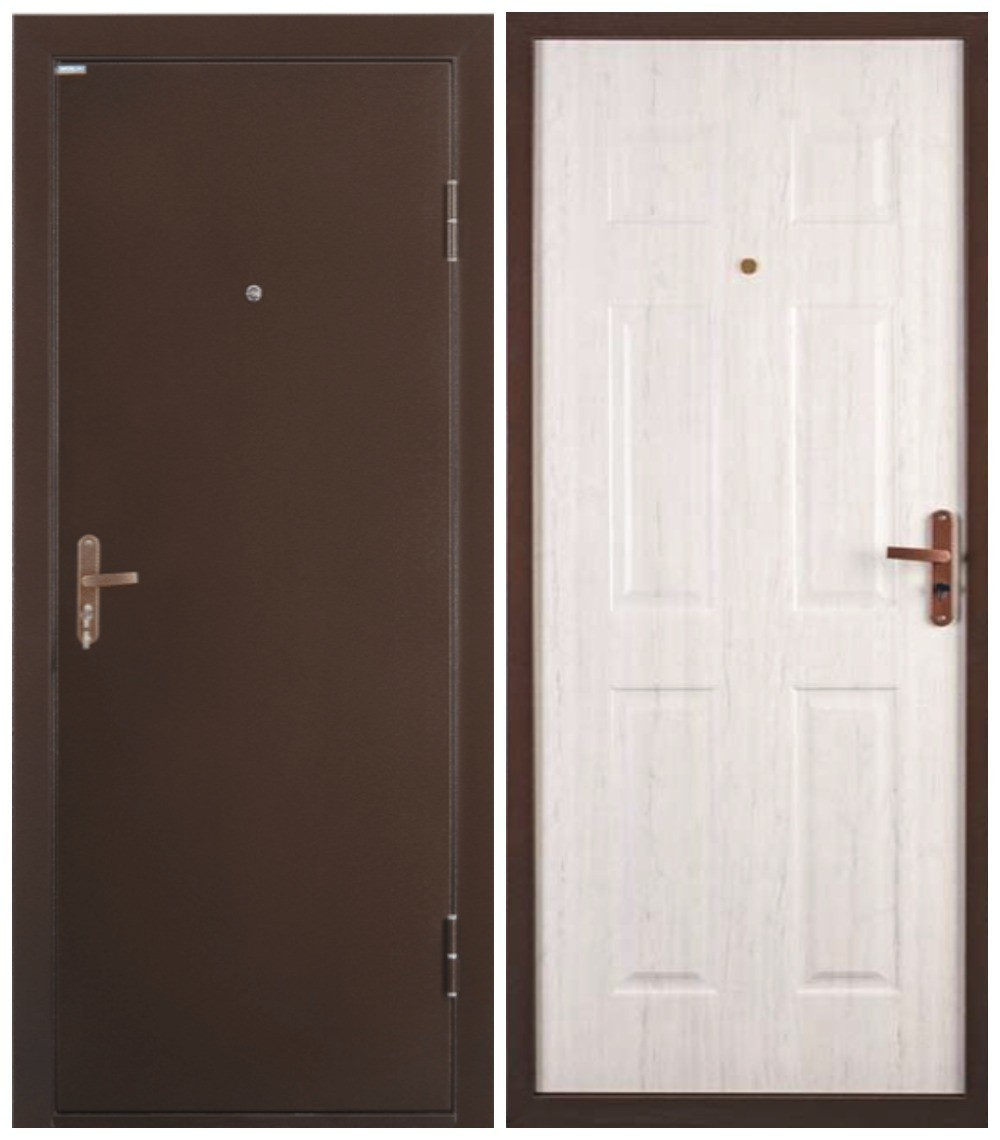 """Дверь входная """"Мастер"""" дуб пикар, Valberg"""