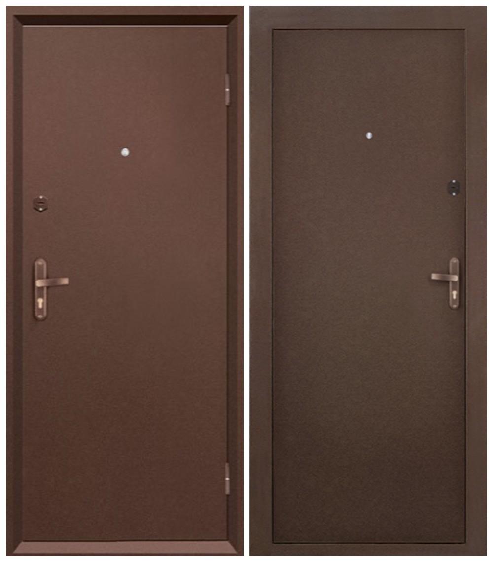 """Дверь входная металл-металл """"Мастер 2"""", Valberg"""