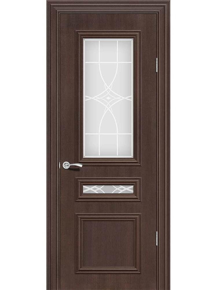 """Дверь ПВХ """"Б-1"""" Liberty, ВДК"""