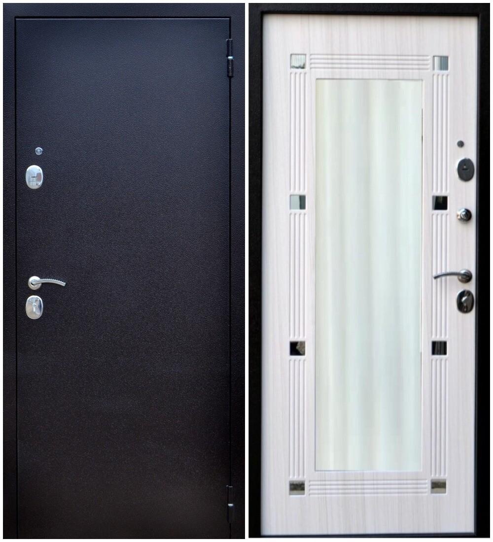 """Дверь входная """"Манхэттен"""" зеркало, Твои Двери"""