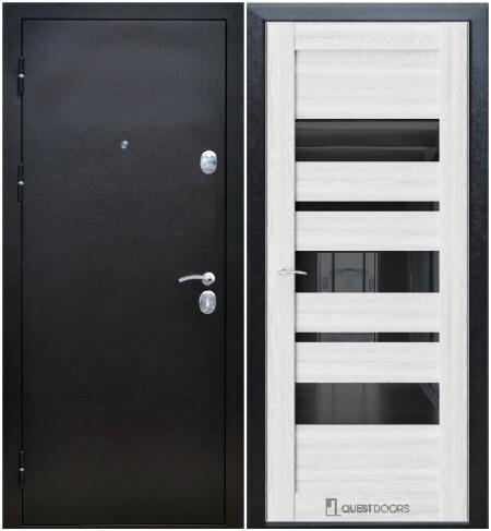"""Дверь входная """"Q-13"""" Questdoors, Гринтек"""