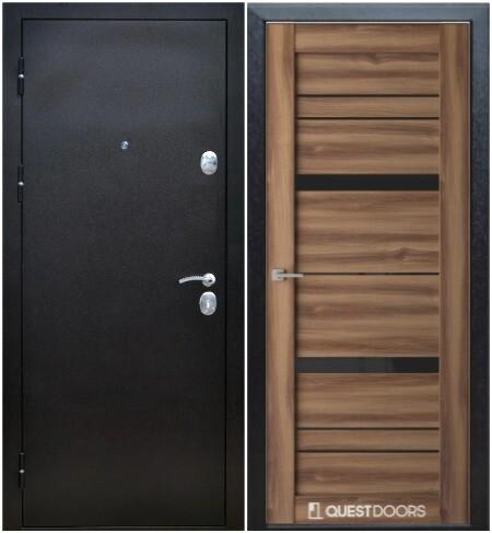 """Дверь входная """"Q-17"""" Questdoors, Гринтек"""