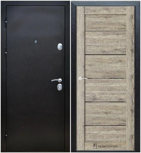 """Дверь входная """"Q-12"""" Questdoors, Гринтек"""