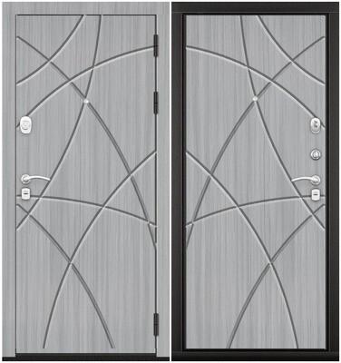 Дверь входная МДФ/МДФ