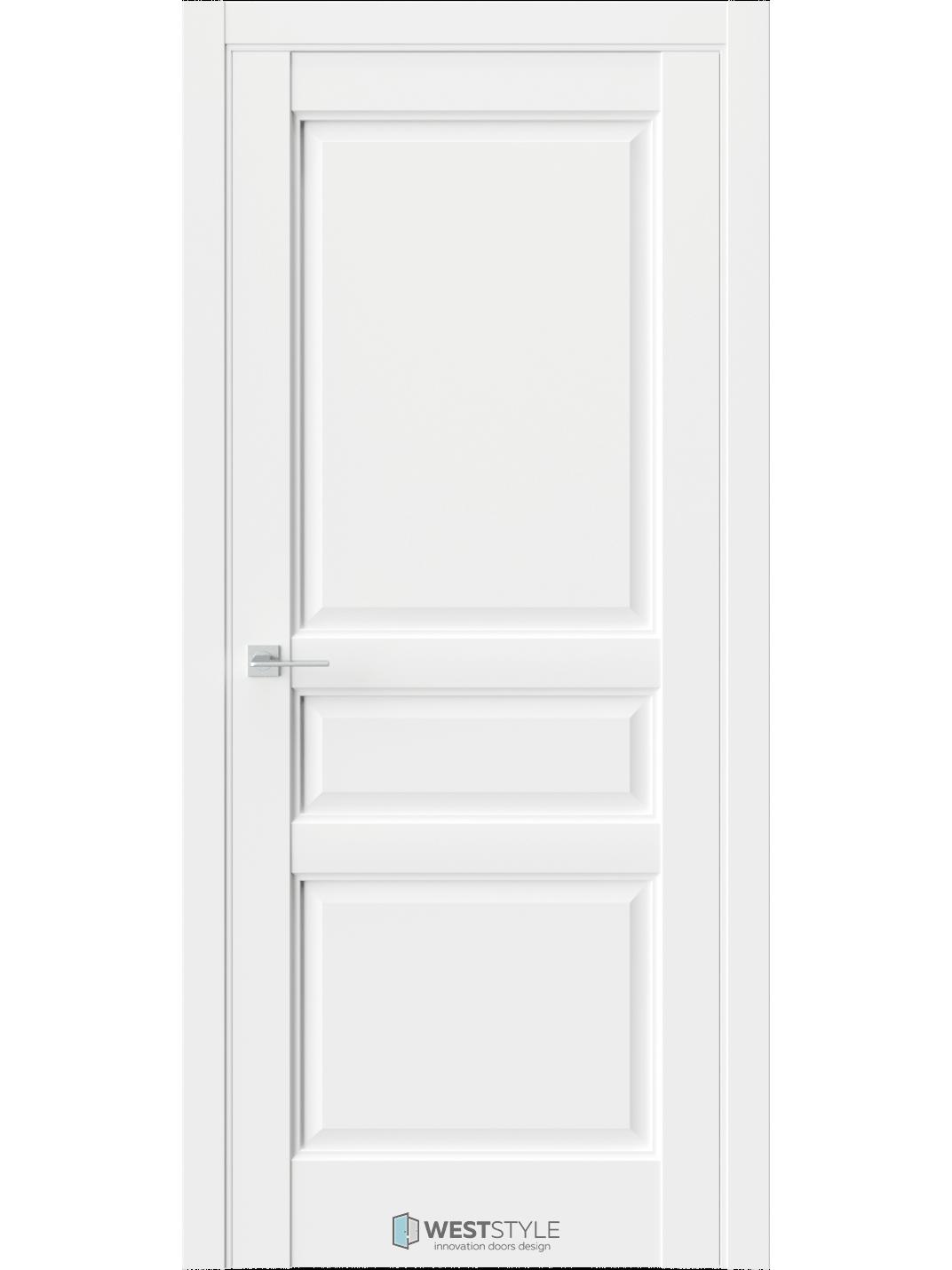 "Дверь экошпон антивандальный ""SE 5"" глухая, Weststyle"