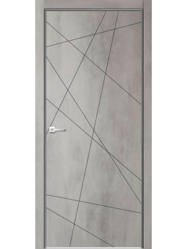"""Дверь """"ВЕКТОР"""" глухая (бетон), Тольяттинская Фабрика Дверей"""