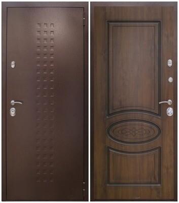 """Дверь входная """"МАЭСТРО"""" винорит темный, ВДК"""