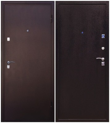 "Дверь входная металл-металл ""Стандарт"", Chenfeng"