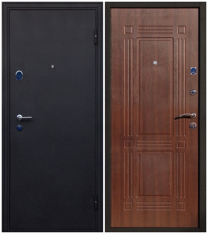 "Дверь входная ""Ампир"", Chenfeng"