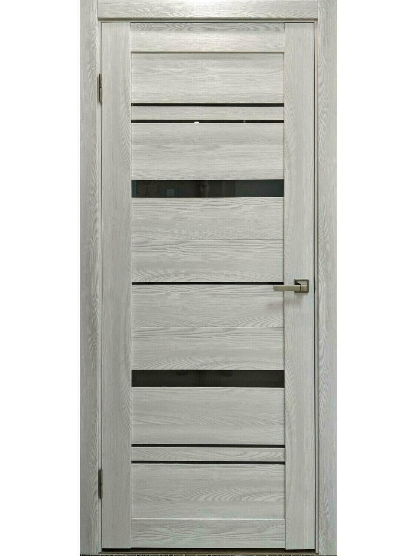 """Дверь эко-шпон """"LX3"""" (клен ривьера айс), Тольяттинская Фабрика Дверей"""
