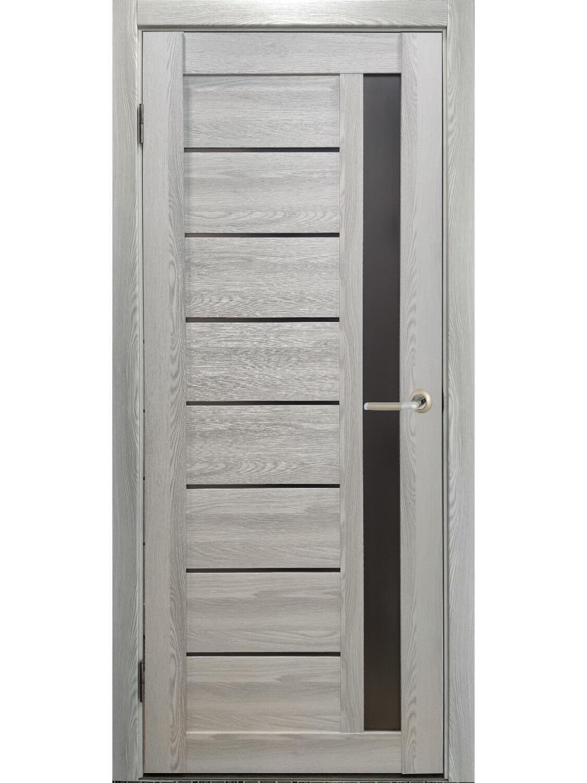 """Дверь эко-шпон """"8с евро"""" (клен ривьера айс), Тольяттинская Фабрика Дверей"""