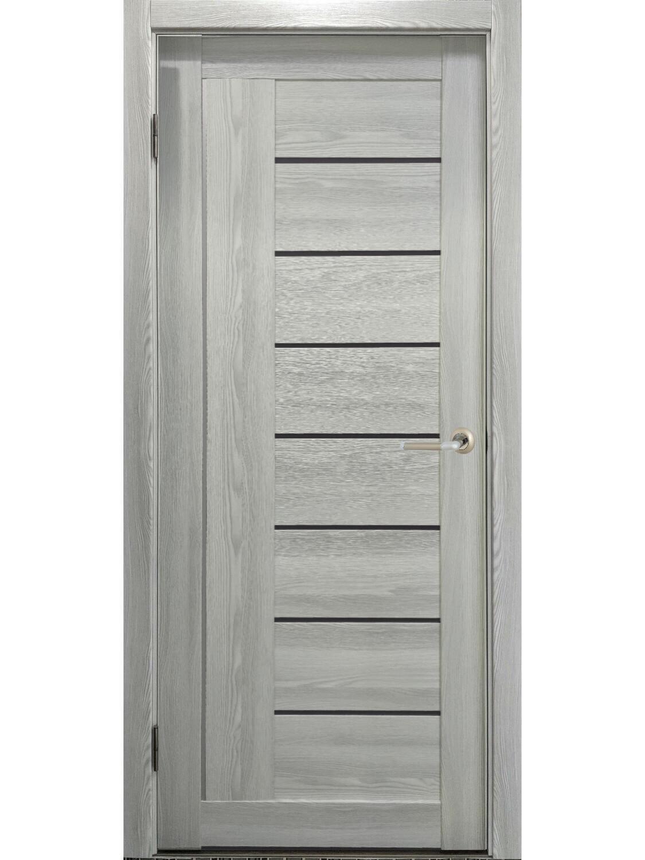 """Дверь эко-шпон """"7с1м"""" (клен ривьера айс), Тольяттинская Фабрика Дверей"""