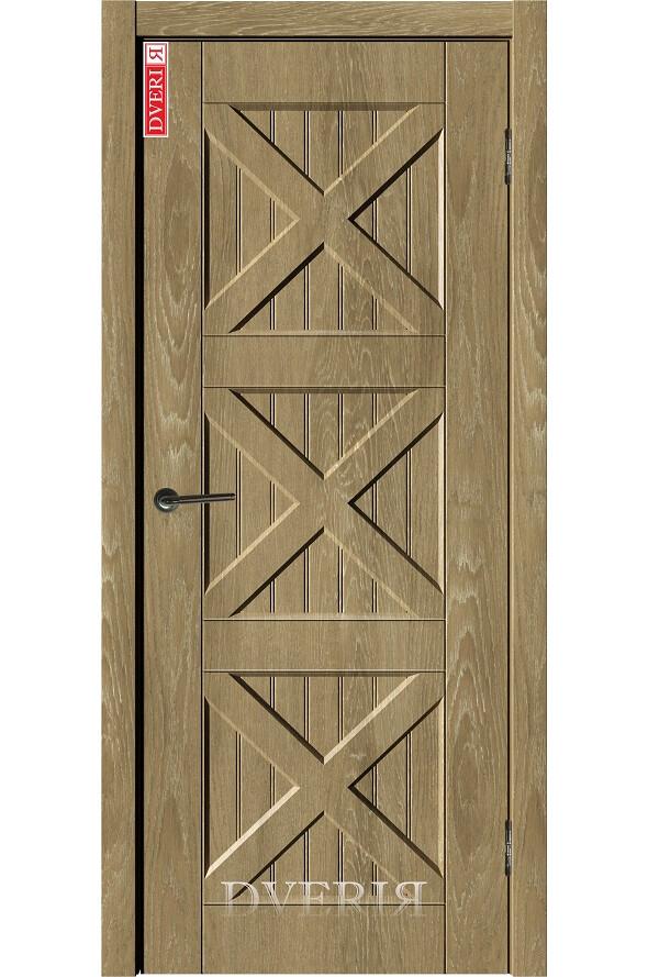 """Дверь """"Лофт 3"""" глухая, ДвериЯ"""