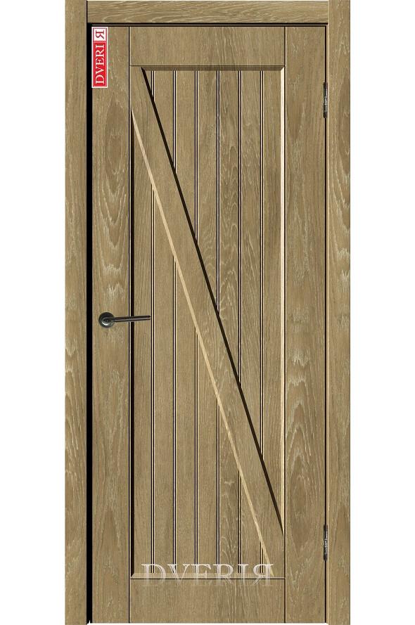 """Дверь """"Лофт 5"""" глухая, ДвериЯ"""