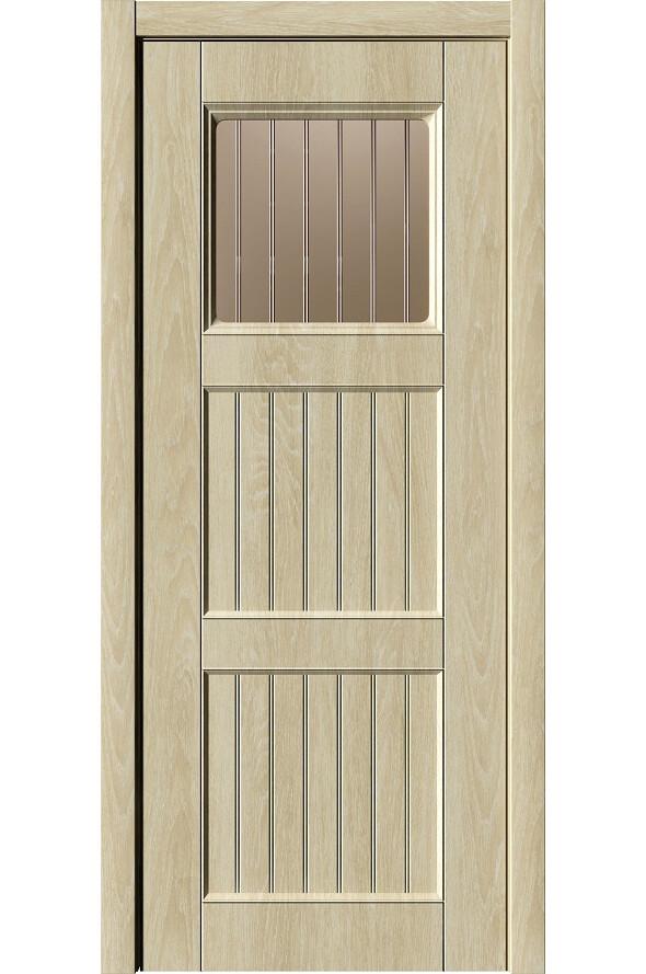 """Дверь """"Лофт 11"""" остекленная, ДвериЯ"""