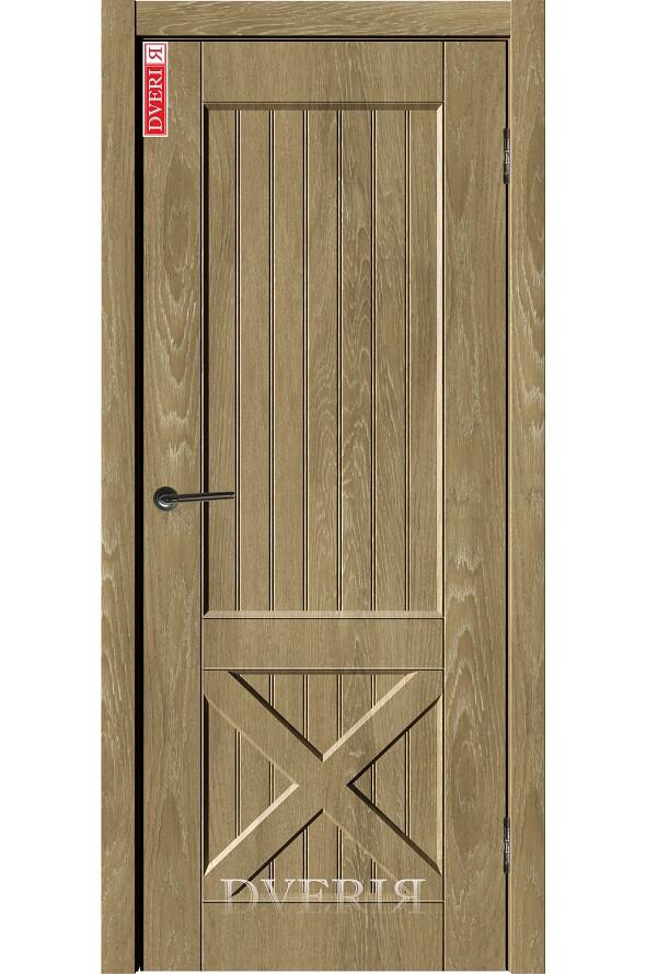 """Дверь """"Лофт 14"""" глухая, ДвериЯ"""