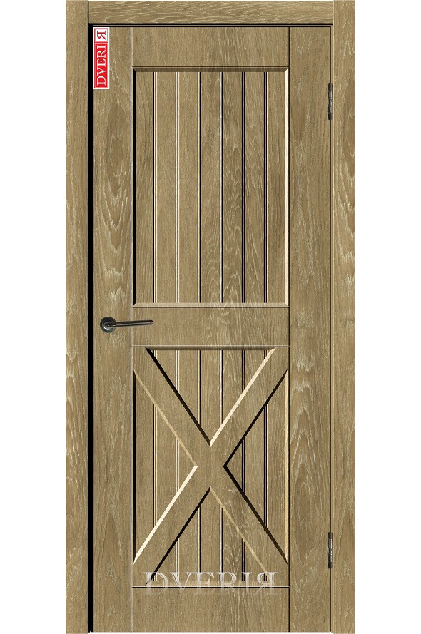 """Дверь """"Лофт 15"""" глухая, ДвериЯ"""