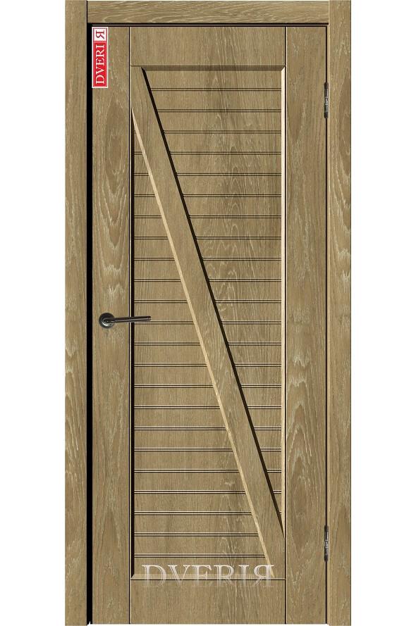 """Дверь """"Лофт 4"""" глухая, ДвериЯ"""