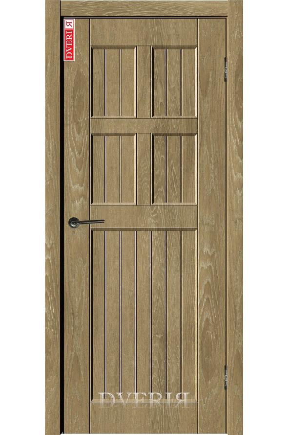 """Дверь """"Лофт 10"""" глухая, ДвериЯ"""