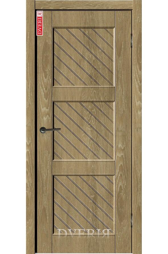 """Дверь """"Лофт 12"""" глухая, ДвериЯ"""