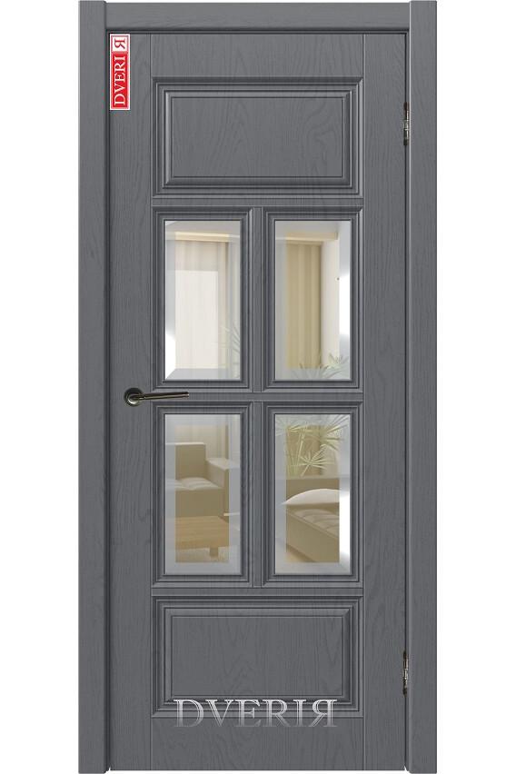 """Дверь """"Марсель 6 4D"""" остекленная, ДвериЯ"""