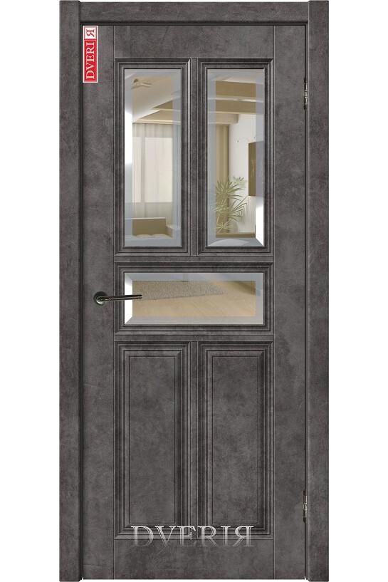 """Дверь """"Марсель 5 4D"""" остекленная, ДвериЯ"""