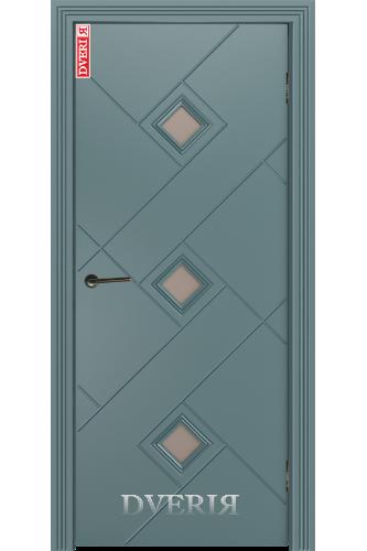 """Дверь """"Некст 9"""" остекленная, ДвериЯ"""