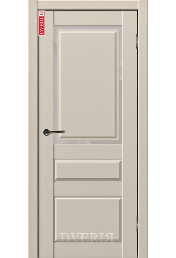 """Дверь """"Бьянко 9"""" остекленная, ДвериЯ"""