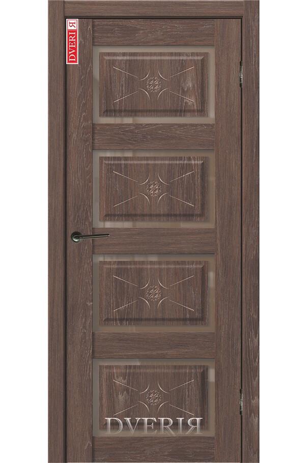 """Дверь """"Бьянко 19"""" остекленная, ДвериЯ"""