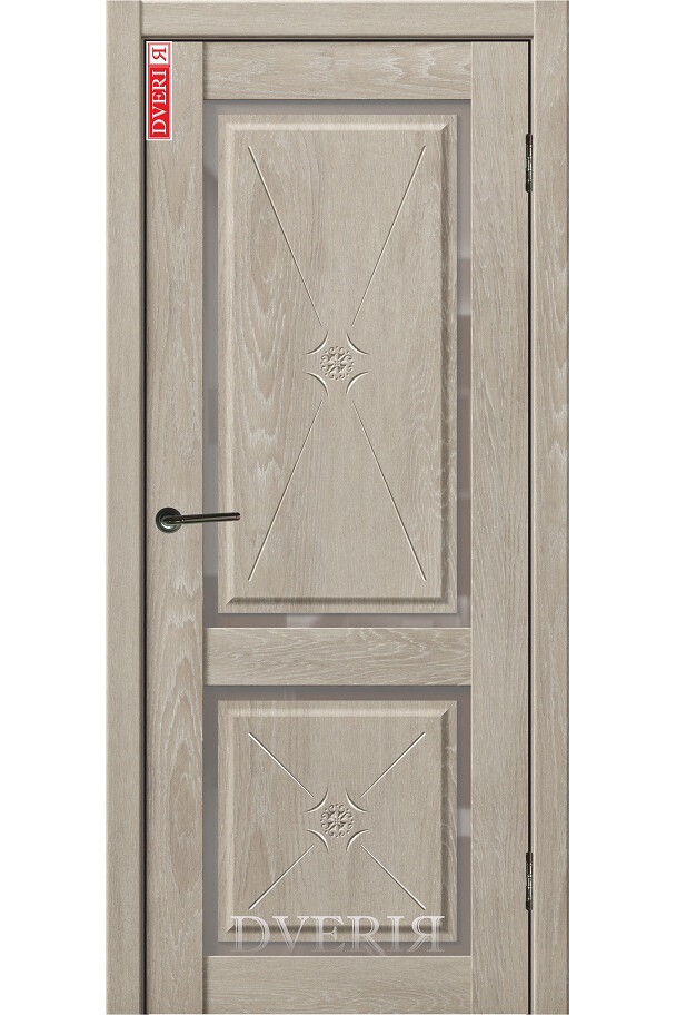 """Дверь """"Бьянко 16"""" остекленная, ДвериЯ"""