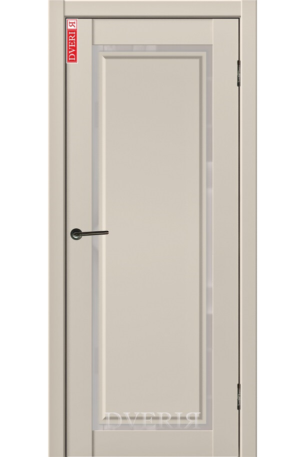 """Дверь """"Бьянко 15"""" остекленная, ДвериЯ"""