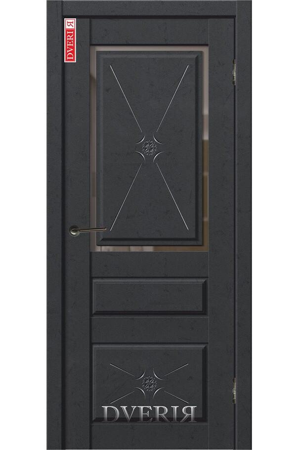"""Дверь """"Бьянко 24"""" остекленная, ДвериЯ"""