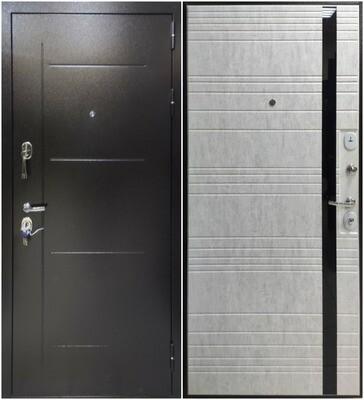 """Дверь входная """"H1 Глория"""", Хаммер"""