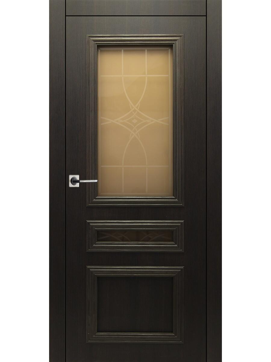 "Дверь ПВХ ""Б-1"" Liberty, Diford"