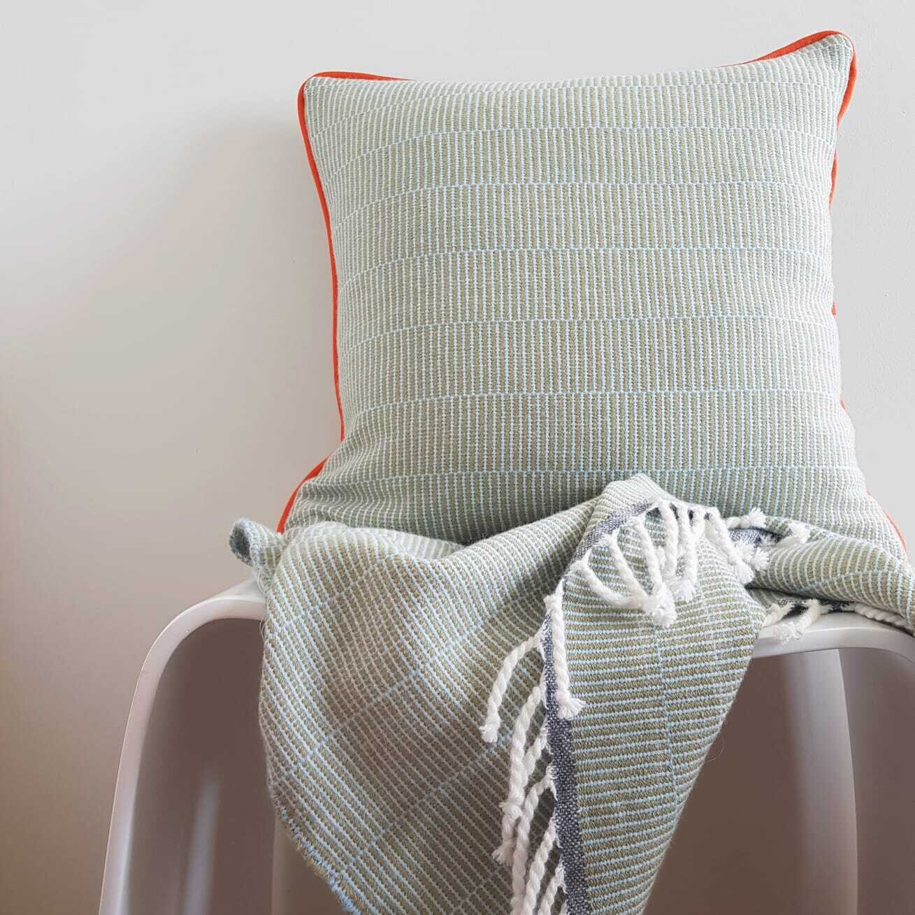 Forget-me-not Cushion