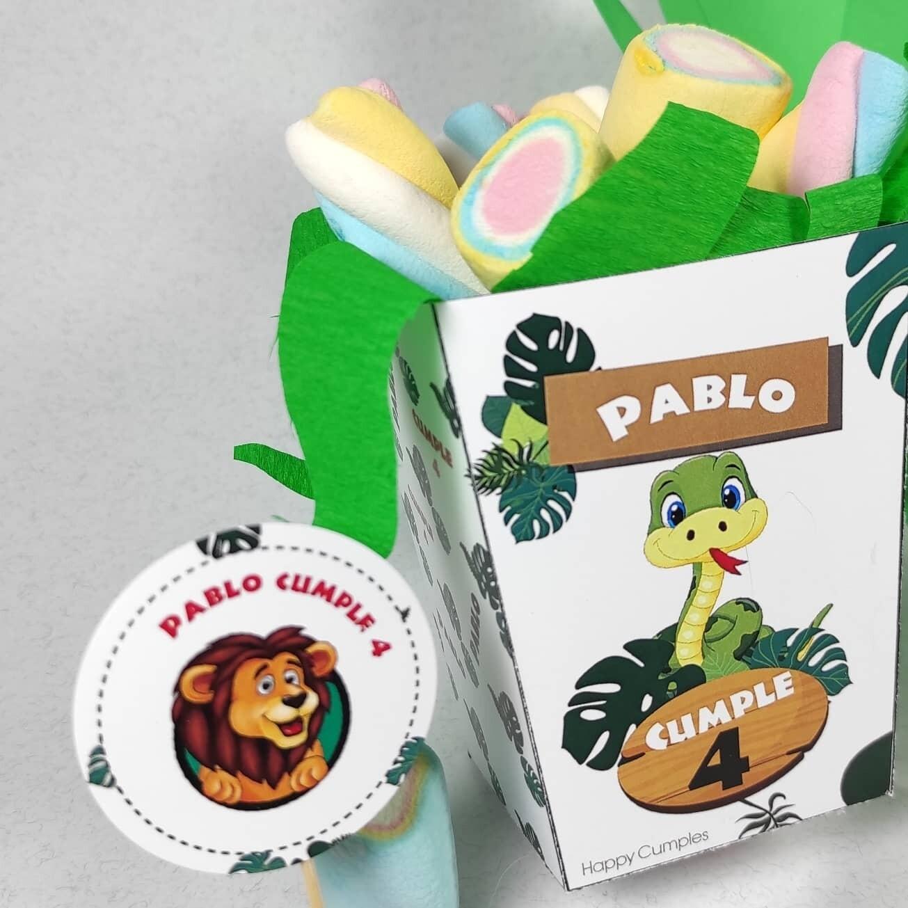 Cajas personalizadas para palomitas
