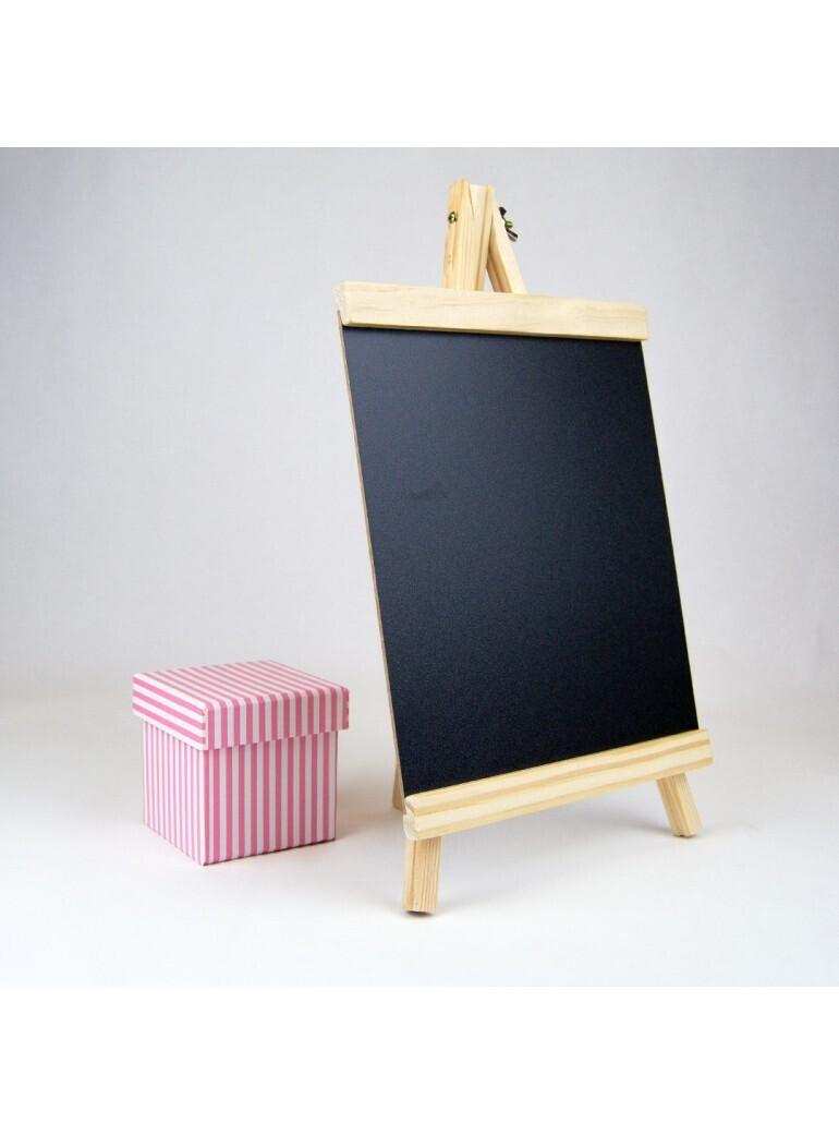 Pizarra para mesa dulce 23 x 38 cm
