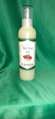 Aloe-Rose Gel 250ml