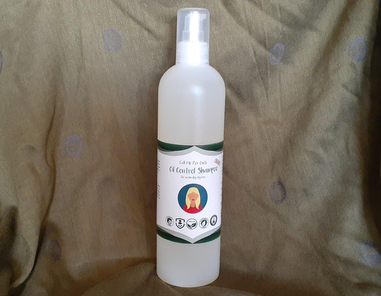 Oil Control Shampoo 500ml