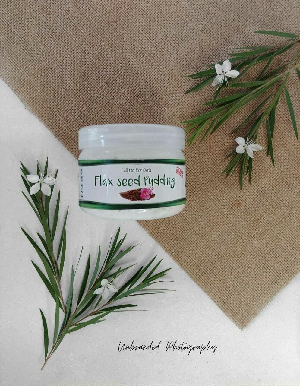 Flax Seed Pudding