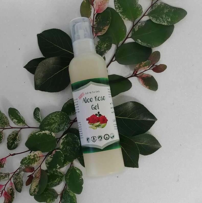 ALoe-Rose Gel
