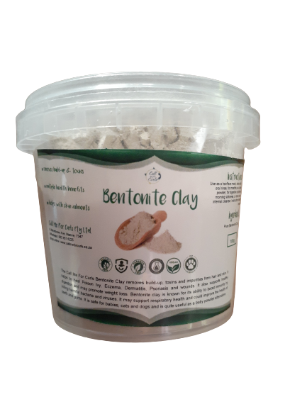 Bentonite Clay (100g)