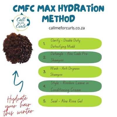 CMFC Max Hydration Method