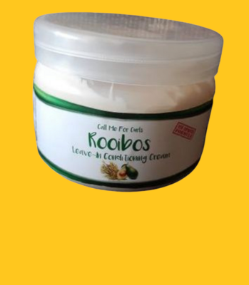 Rooibos Leave in Conditioning Cream (200g)